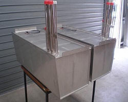 Stainless Steel Boat Fuel Tanks